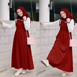 Wakanda Baju Muslim Wanita Baju Cewek Tokopedia