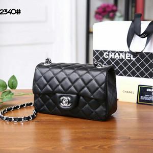 List Harga Tas Chanel Classic Flap Mini Caviar Ghw Hitam Semi ... edb01e6035