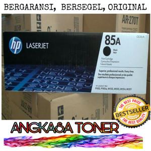 Hp 85a Black Original Tokopedia