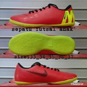 Sepatu Futsal Anak Mercuriall Tokopedia