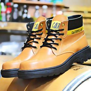 Sepatu Boots Caterpillar Tracking Tokopedia