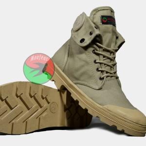 Sepatu Boots Original Moofeat Tokopedia