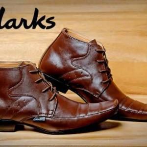 Sepatu Boot Kulit Tali Tokopedia