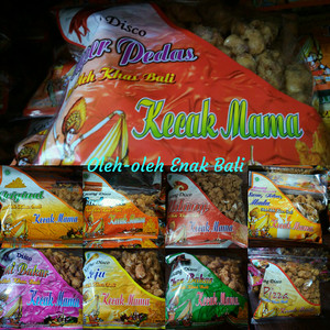 Kacang Disco Kecak Mama 400gr 9 varian rasa