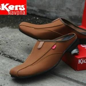 Sepatu Sendal Kickers Navona Tokopedia