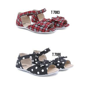 Sepatu Flat Anak Perempuan T 5033 Tokopedia