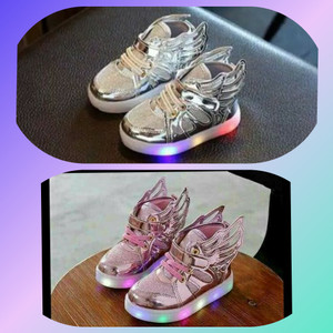 Sepatu Anak Perempuan Led Import Sepatu Anak Cewek Lampu Tokopedia