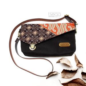 Sling Bag Batik kombi Kanvas