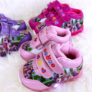 Sepatu Kets Anak Anak Little Pony Edisi Pop Star Tokopedia