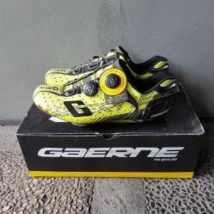 Sepatu Shoes Roadbike Sepeda Balap Shimano Rp4 Cleat Klit Clit Tokopedia