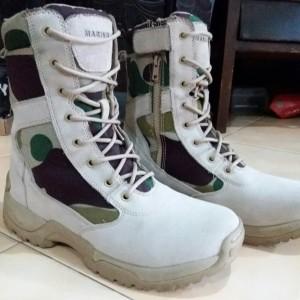 Sepatu Pdl Marinir Tokopedia