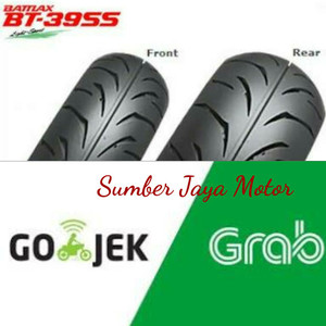 Ban Bridgestone BATTLAX Ukuran 90/80-14 & 110/80-14