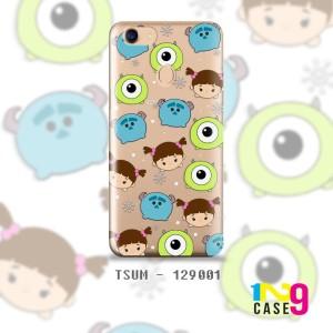 Custom Case Tsum Tsum Untuk Semua Jenis Hp Tokopedia