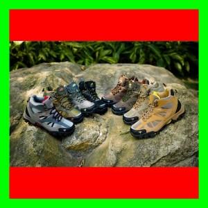 Sepatu Gunung Snta 481 Series Boots Brown Green Sepatu Outdoor High Traveling Tokopedia