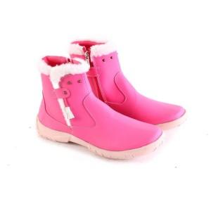 Sepatu Boots Kulit Anak Perempuan Termurah Tokopedia