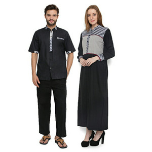 Baju Gamis Couple Trendy Tokopedia