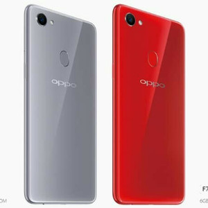 Oppo F7 Red Silver Tokopedia