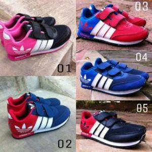 Sepatu Adidas Neo Kids Size 24 Sampai 37 Tokopedia