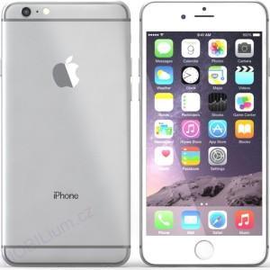 Iphone 6 Plus 16gb Grey Original Garansi 1 Tahun Tokopedia