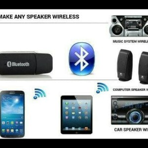 Turun Harga Usb Bluetooth Audio Music Receiver Tokopedia