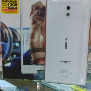 Nokia 3 Internal 16 Gb Smartphone Black Tokopedia