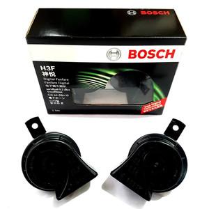 Klakson Bosch H3f Keong Hitam Harga Murah Tokopedia
