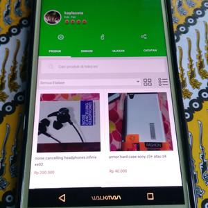 Xperia X Performance Single Bekas Tokopedia