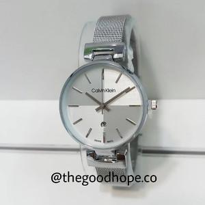 ... Stainless Steel Strap Watch Source Jam Tangan Wanita Cewek CK Stainless Pasir Milaniese Silver