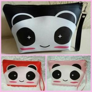 Grosir Tas Kosmetik Pouch Panda Tokopedia
