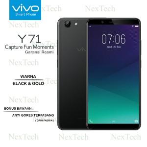Vivo Y71 3gb Ram 32gb Rom New 2018 Garansi Resmi Vivo Tokopedia