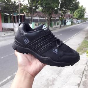 Sepatu Sport Adidas Ax2 Hitam Tokopedia