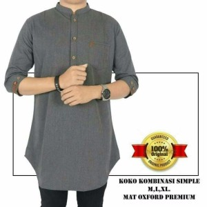 Baju Koko Qurta Original Four One Tokopedia