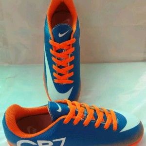 Sepatu Futsal Anak Cr7 Ak13 Tokopedia