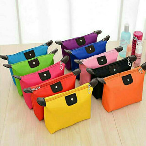 Pouch Tas Kosmetik Bag Make Up Body Lotion Aksesoris Tokopedia