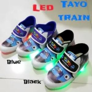 Sepatu Tayo Sepatu Bayi Sepatu Prewalker Tokopedia