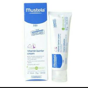 Mustela Bebe Barrier Cream 50ml Harga Promo Tokopedia