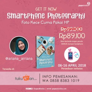 Smartphone Photography Tokopedia