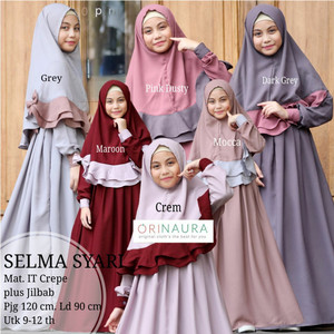 Selma Kids Tokopedia