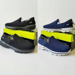 Sepatu Skechers Salur Pria Tokopedia