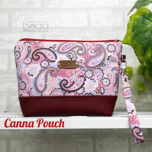 Canna Pouch - Handmade