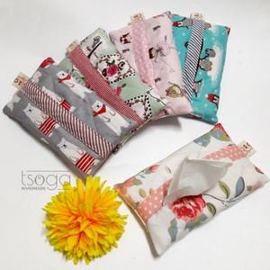 Tempat Tissue/Travel Tissue Case bisa untuk Souvenir