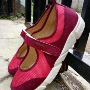 Sepatu Kets Wanita Kt562 Tokopedia