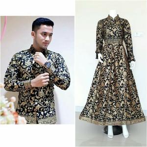 Sarimbit Batik Baju Batik Couple Kalimaya Tokopedia