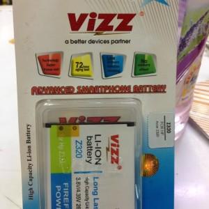 Baterai Acer Z320 Z410 Z330 bat-a11 2600Mah Double Power Vizz
