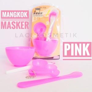 Mangkok Masker Kosmetik Mask Bowl Orange Tokopedia