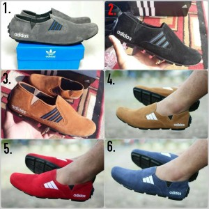 Sepatu Casual Slop Adidas Tokopedia