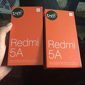 Redmi 5a Tam Resmi New Gold Ready Stok 5 Unit Terbatas Tokopedia