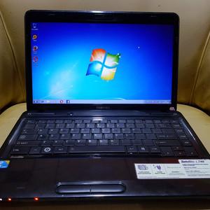 Laptop Toshiba Satellite L740 Core I3 Harga Masih Bisa Nego Tokopedia