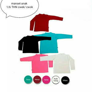 Manset Baju Anak Tokopedia