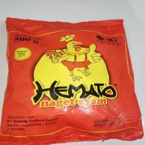 Hemato Naget Ayam 500 Gram Harga Promo Tokopedia